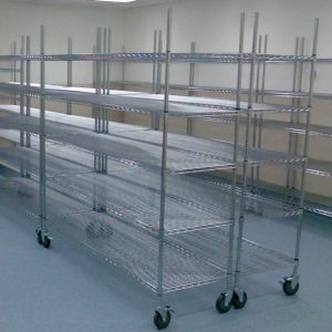 chrome-wire-trolleys