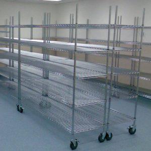 chrome-wire-trolleys