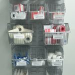 label-holder-on-basket=-hospital
