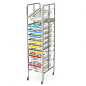 open-frame-rack-u-single bay